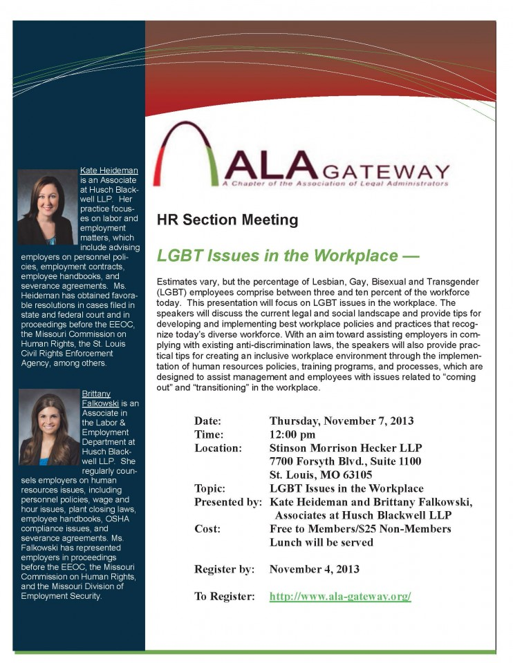 Ala Gateway Chapter Meetingevent Information